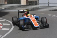Rio Haryanto - Manor Racing MRT
