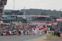 startgrid 24 Heures du Mans 2016