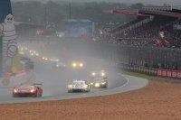start GTE 24 Heures du Mans 2016