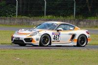 Nico Verdonck/Philip Dubois - Porsche Cayman GT4