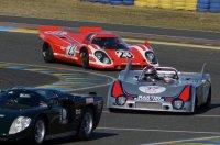 Porsche 908/3 1971 & Porsche 917 1970