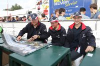 Krijn Horsthuis/Jeremy Hessels/Steven Dewulf - Van der Horst Motorsport