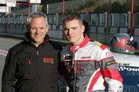 Bert Redant & Ayrton Redant