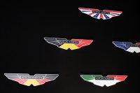 Aston Martin logo's