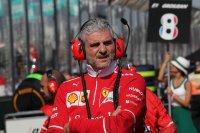 Maurizio Arrivabene - Ferrari