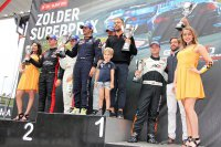 Podium 2017 TCR Benelux Zolder Superprix Race 4