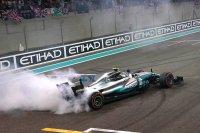 Valtteri Bottas - winnaar 2017 F1 Abu Dhabi Grand Prix