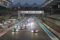 Start race 2 Gulf 12 Hours 2017