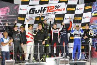 Podium GTX2-klasse Gulf 12 Hours 2017