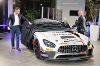 Johan Vannerum & Nicolas Vandierendonck - Mercedes AMG GT4 SRT Racing Team