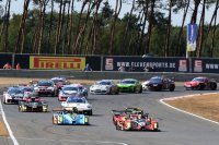 Start 2018 Eleven Sports 24 Hours of Zolder