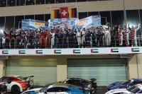 Alle podiumlaureaten van de Gulf 12 Hours 2018
