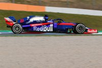 Alexander Albon - Scuderia Toro Rosso