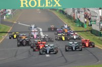 Australian GP - Start 2019