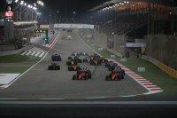 F1 Start Bahrain Grand Prix 2019