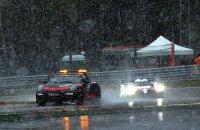 Sneeuw en hagel tijdens de 2019 FIA WEC 6H Spa