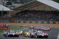 Start 2019 24 Heures du Mans