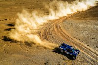 Thierry Magnaldi - François Borsotto - Two Wheels Drive Ford 2wd