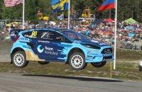 Thomas Bryntesson - Ford Fiësta Supercar