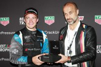 Fred Vervisch wint TAG Heuer Trophy
