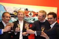 Jacky Ickx, Nathalie Maillet, Philippe Graton & Marc van Dalen
