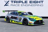 Triple Eight - Mercedes-AMG GT3 #888