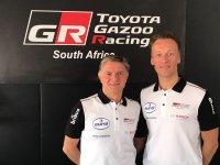 Bernhard ten Brinke fabriekscoureur Toyota Gazoo Racing South Africa