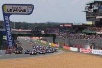 Start Road to Le Mans race 2