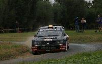 Chris Van Woensel - Mitsubishi lancer WRC5
