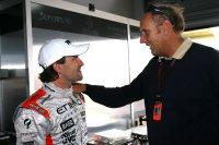 Markus Winkelhock en Hans-Joachim Stuck