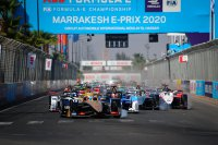 Start 2020 Marrakesh E-Prix
