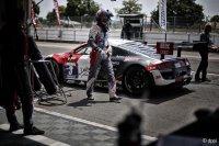 Parisy/Gaillard/Hallyday - Sébastien Loeb Racing Audi R LMS ultra