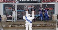 Podium 2021 IMSA Prototype Challenge Watkins Glen