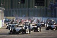 Start 2020 Berlin e-Prix I race 1