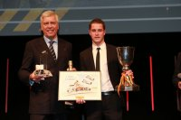 Stoffel Vandoorne - RACB Driver of the Year 2015