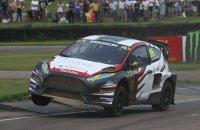 Kevin Eriksson - Ford Fiesta Supercar