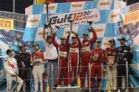 Algemeen podium Gulf 12 Hours 2018