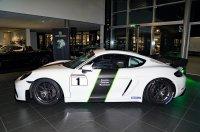 Team Porsche Eindhoven - Maastricht - Porsche Cayman GT4