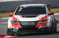 WestCoast Racing - Honda Civic TCR