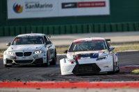 NKPP Racing by Bas Koeten Racing Seat vs. QSR Racing School BMW