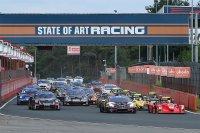 Start Belcar race 1 Historic GP Zolder