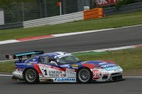GLPK Racing - Chrysler Viper GTS-R in Spa