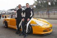 Dirk & Tom Van Rompuy in 2008 met First Motorsport