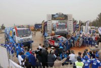 Top 3 - Africa Eco Race 2015