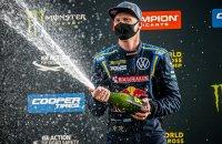 Johan Kristoffersson wint race 1 in Finland