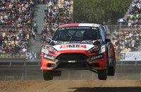 Reinis Nitiss - Ford Fiesta RX Supercar