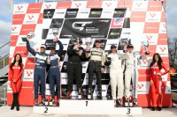 Podium British GT Oulton Park 2013