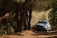 Ott Tänak - Ford Fiesta WRC
