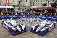 Bemanning Toyota Le Mans 2012