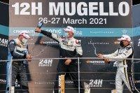 GT Podium 12H Mugello 2021